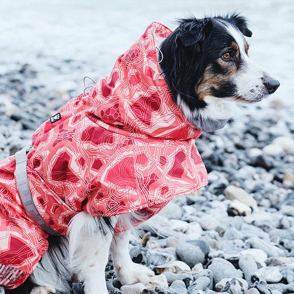Manteau Chaleur Extrême pour chien Hurtta