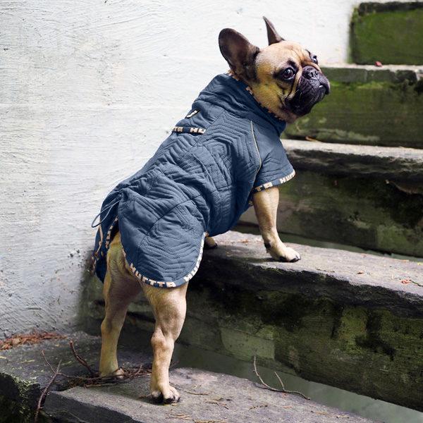 Veste matelassée tout aller pour chien Hurtta