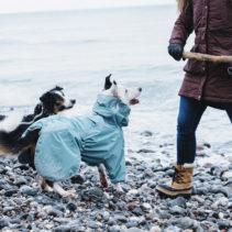 Imperméable rain blocker pour chien Hurtta